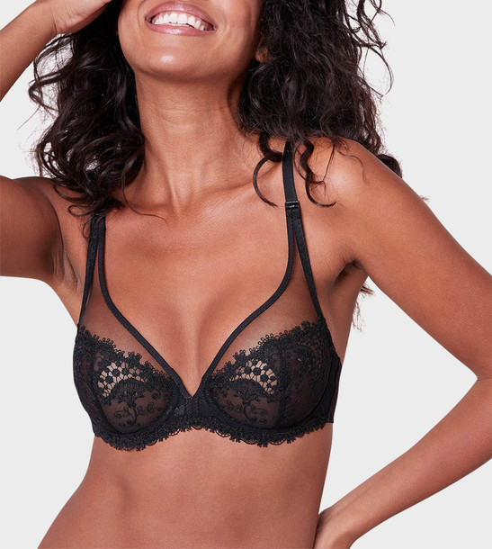 Wish Full Cup Plunge Bra