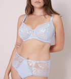Promesse Full Cup Control Plunge Bra