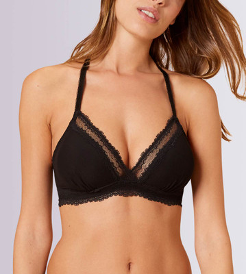 Triangle Soft Cup Bra