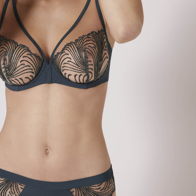 Nuance Full Cup Plunge Bra