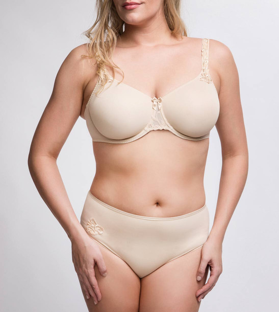 Rigid Seamless Bra