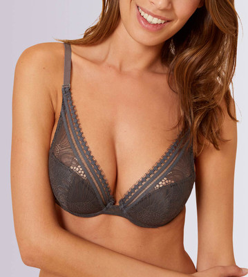 Push Up Triangle Bra